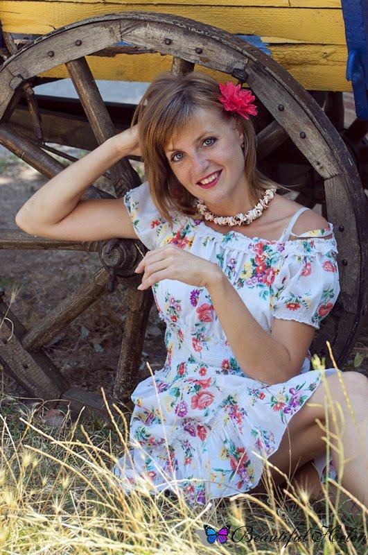 Russian woman Anna - Age 37